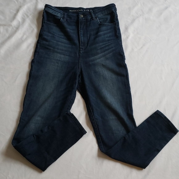 American eagle high rise jeggings 12 stretch!